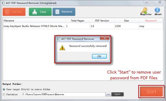 Jihosoft PDF Password Remover free Download