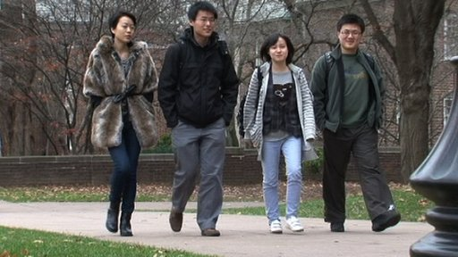 Mainland China Students Irk Some At American Universities