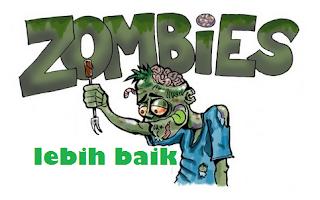 Lebih baik Blog Zombie daripada Blog Baru, Why !?
