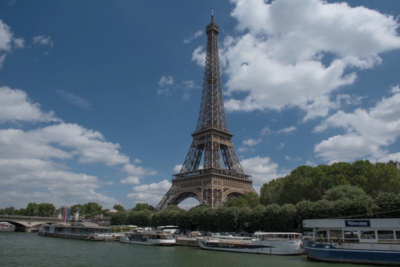 Paryż z dziećmi w jeden dzień