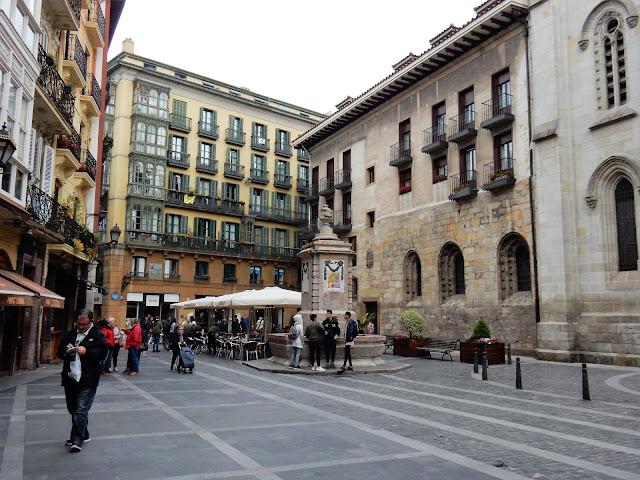 7 Calles, Casco Viejo, Bilbao, España, Elisa N, Blog de Viajes, Lifestyle, Travel