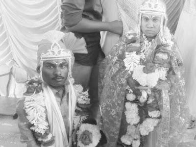 सांगोला तालुक्यातील नागरिकांची विवाहाला गर्दी,अडीच फुट उंचीच्या नवरदेवाला मिळाली तीन फुटी जोडीदार