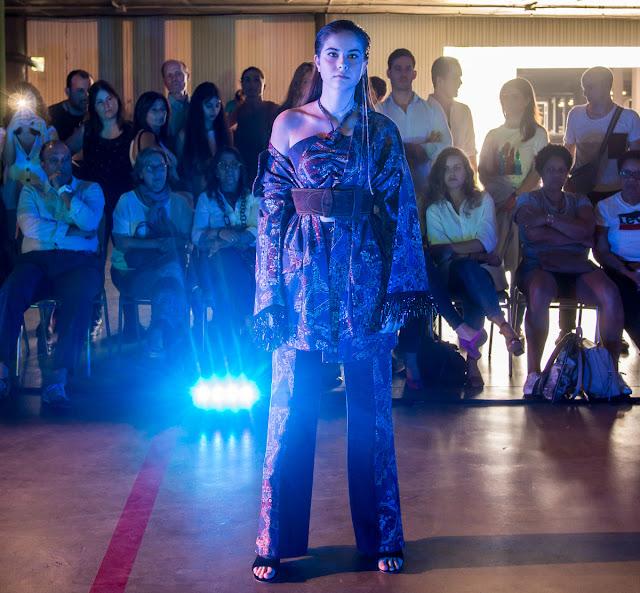 Week Fashion Aragón 2018 Escuela de Arte #AragonFashionWeek 2018