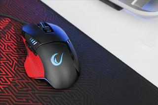 Rampage Centaur  RGB  Oyuncu Mouse İnceleme