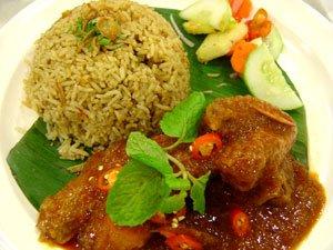 Resep Membuat Nasi Briyani Ayam Muda Nikmat dan Halal