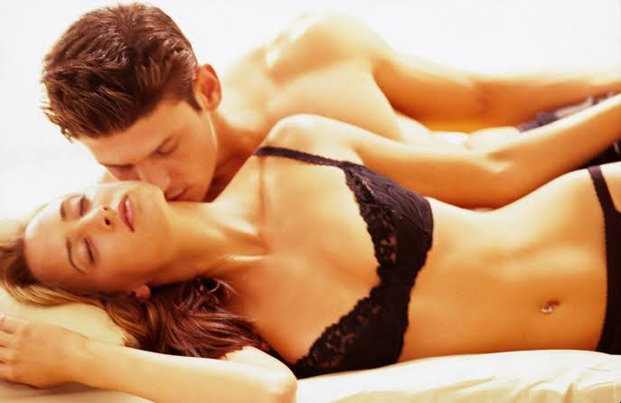 Importance of foreplay in sex