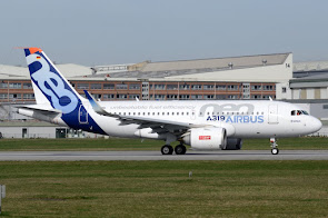 First A319NEO