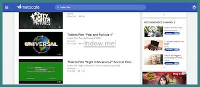 Situs Streaming Video Terbaik Mirip Youtube Yang Wajib Kamu Coba !