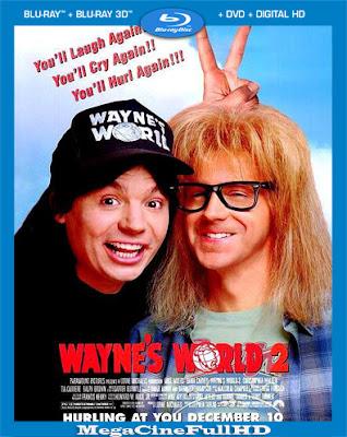 El Mundo Según Wayne 2 (1993)