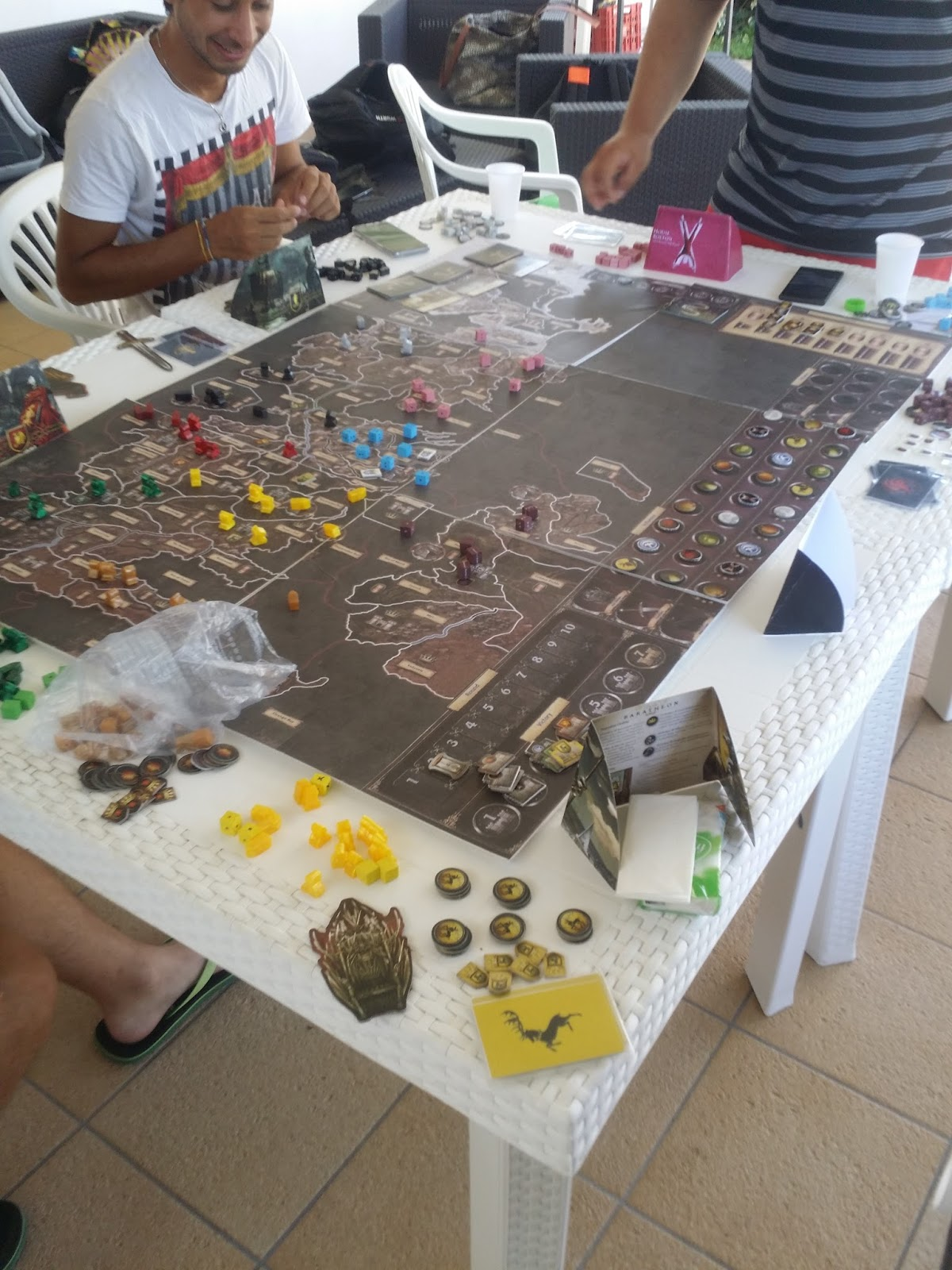 Recensione il trono di spade gioco da tavolo giochi - Trono di spade gioco da tavolo ...