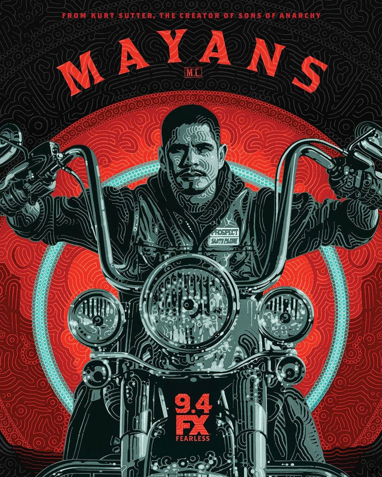 Mayans M.C. – Saison 1 [Streaming] [Telecharger]