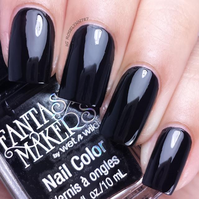 Wet n Wild - Fantasy Makers - Witch Black