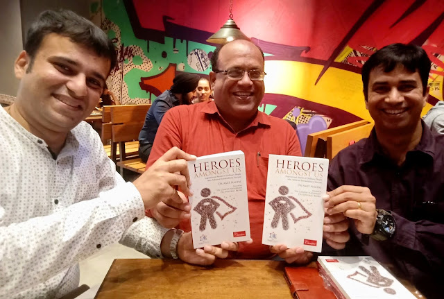 Film Critic Murtaza Ali Khan's story gets featured in Dr. Amit Nagpal's Heroes Amongst Us