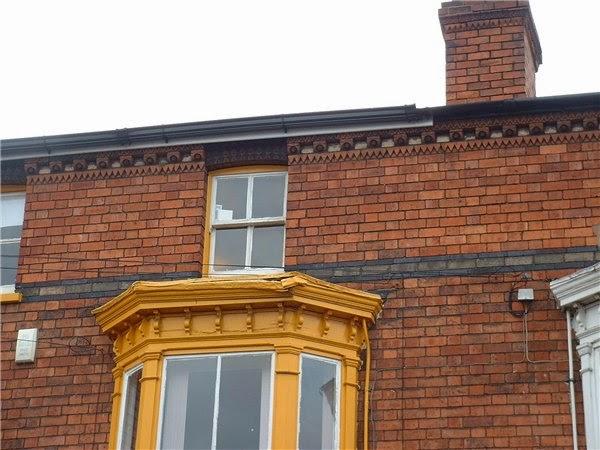David Dangerous Decorative Brick Tiles Victorian