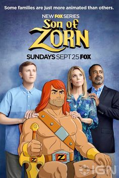 Son of Zorn (1x