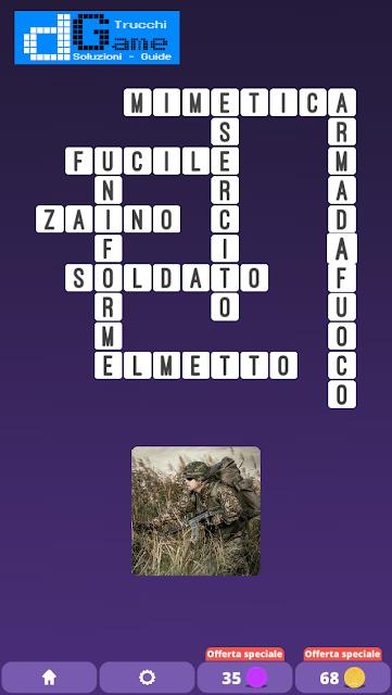 Soluzioni One Clue Crossword livello 8 schemi 2 (Cruciverba illustrato)  | Parole e foto
