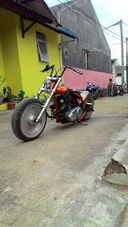 Norton Commando 750cc Th73 Siapp Gasss Dan Nopaper...