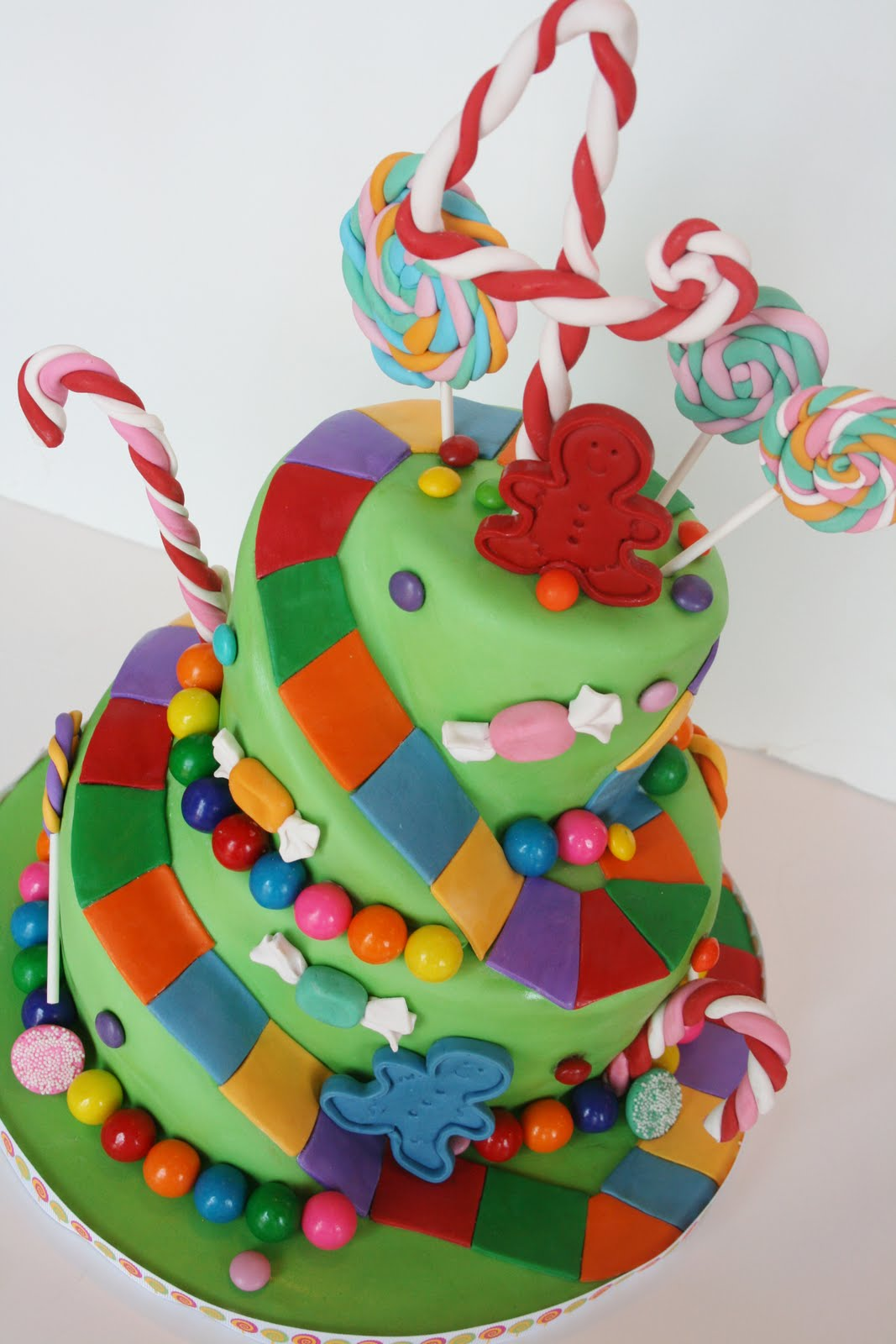 candy land cake and everything sweet candyland cake 2437