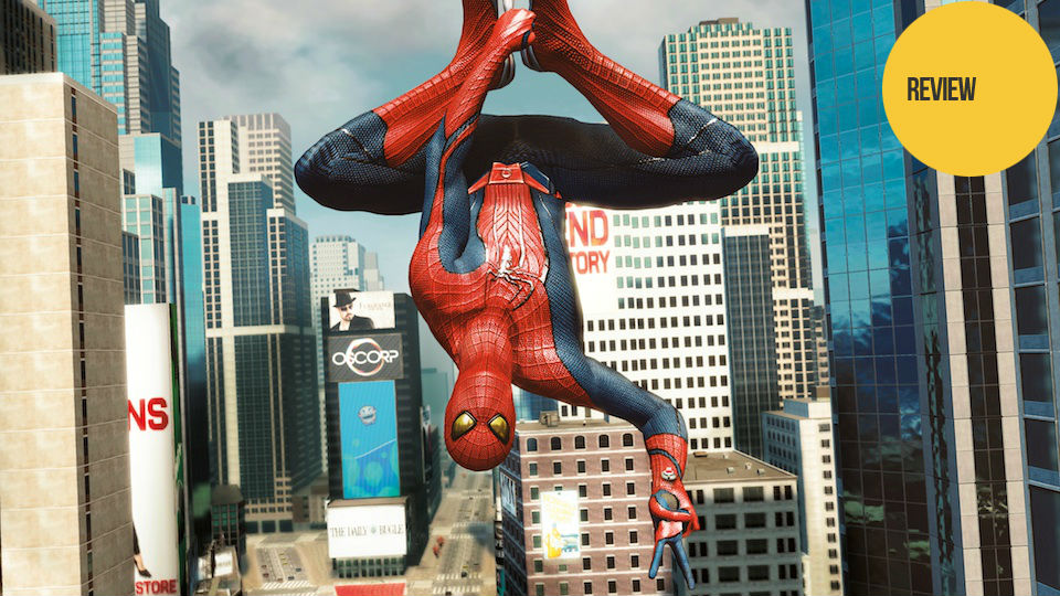 The Amazing Spider-Man (Update1 + All DLCs - Game Repack