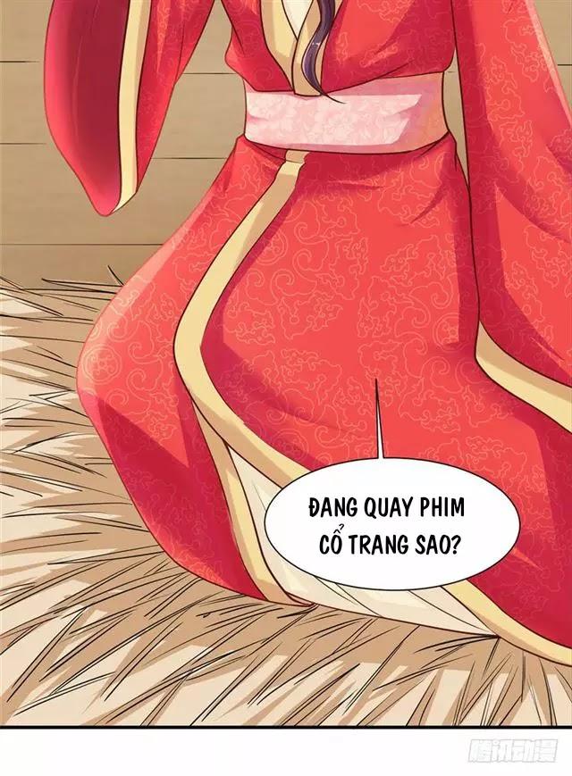 Đế Hoàng Chi Thần Y Khí Phi chap 0 - Trang 28