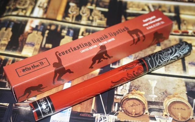 Kat Von D Everlasting Liquid Lipstick - Project Chimps (bellanoirbeauty.com)