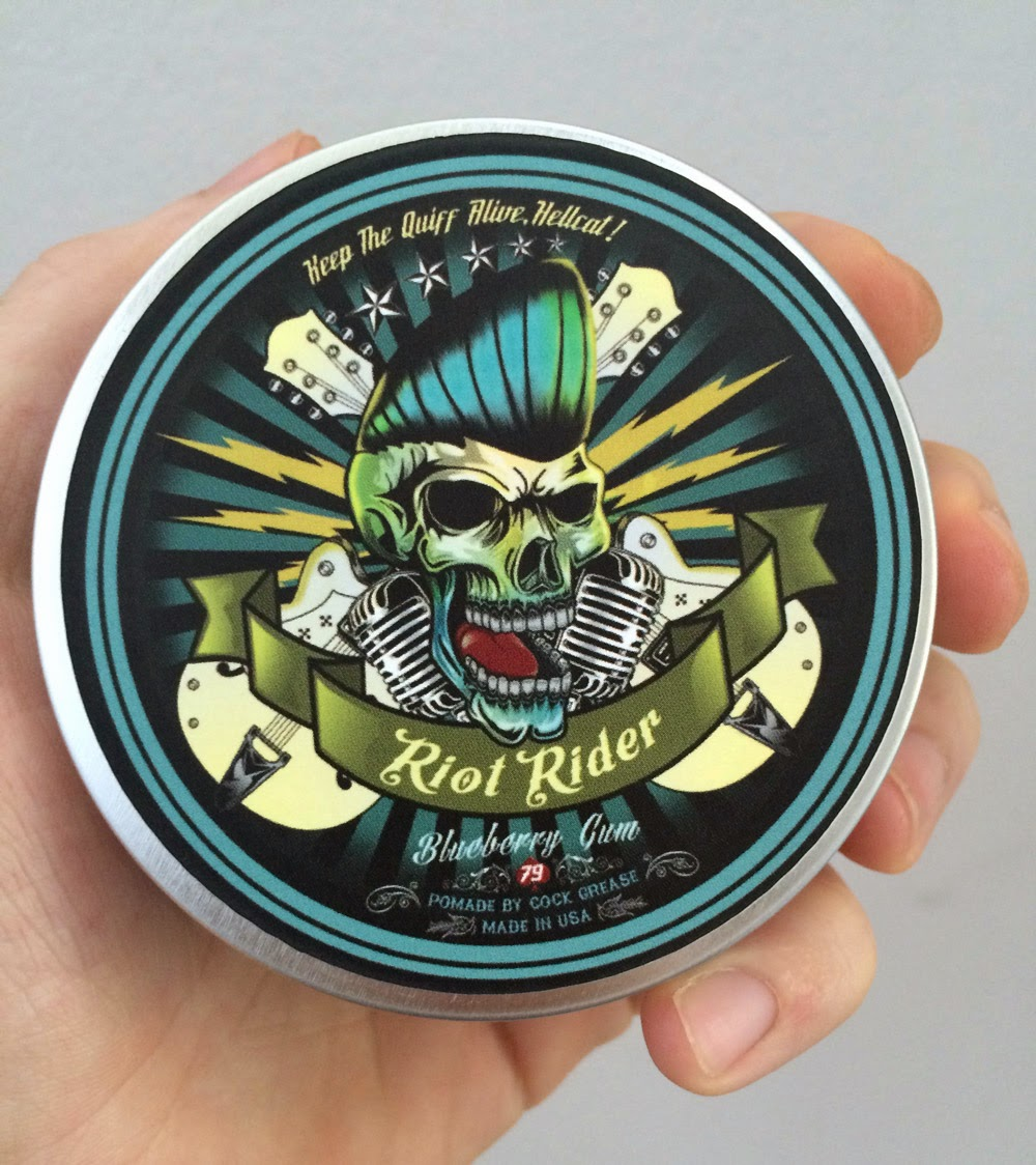 79 Pomade Shops Blog King Review X Cock Grease Banditos Extra Heavy