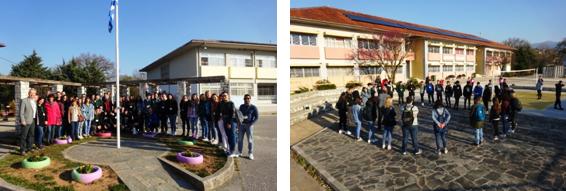 Γιάννενα: Το Γυμνάσιο Ελεούσας φιλοξενεί την τελευταία φάση προγράμματος Erasmus+ στην Ελλάδα