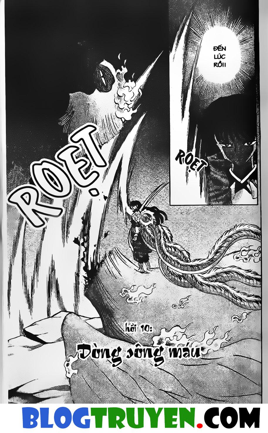 Inuyasha vol 32.10 trang 2