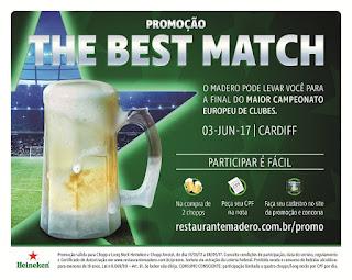 Promoção Madero 2017