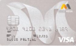 Kartu Kredit Mega Visa Silver