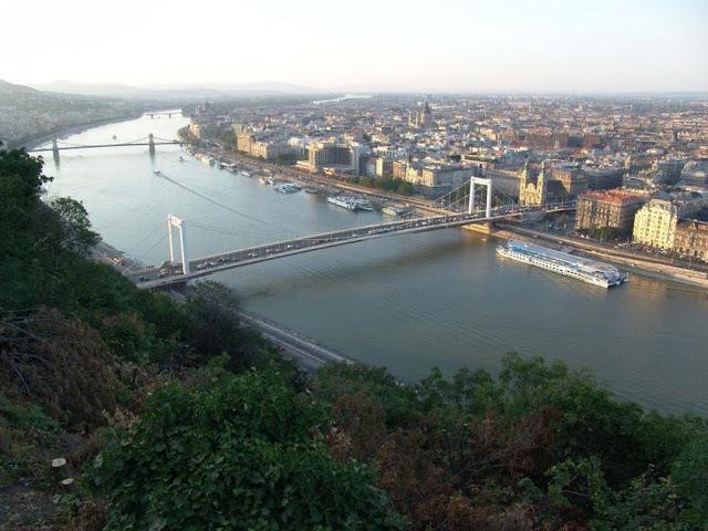 vista de Budapeste