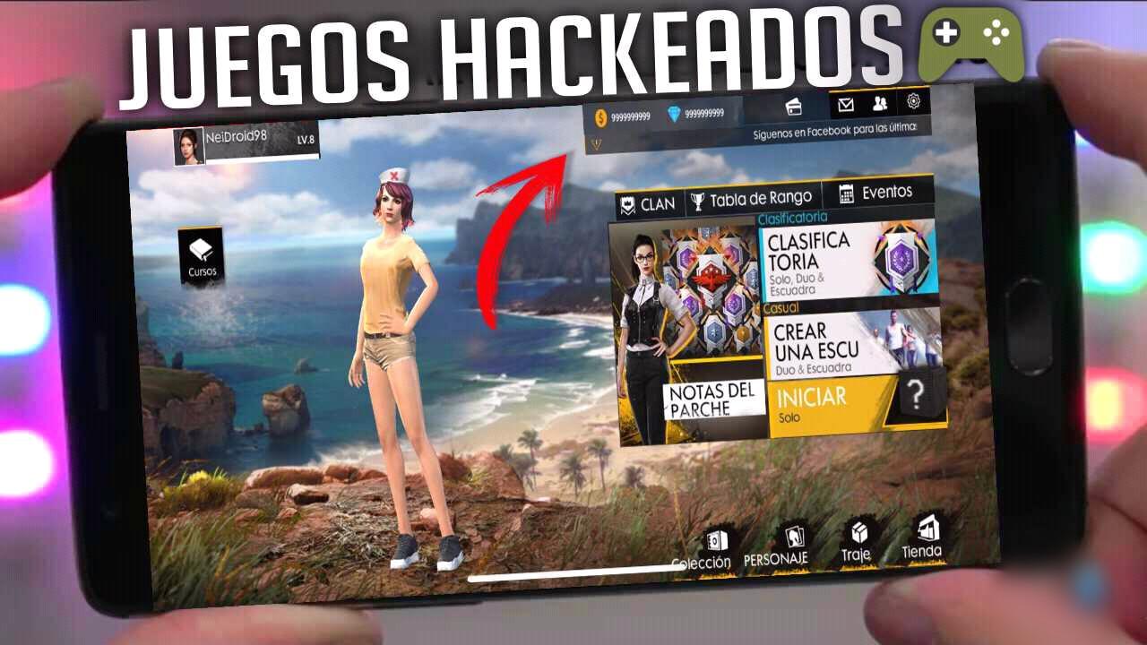 Como Descargar Juegos Hackeados Con Todo Ilimitado Sin Root