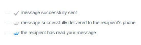 Cara menciptakan pesan whatsapp centang satu ketika dibaca supaya dianggap lagi offline  Cara menciptakan pesan whatsapp centang satu ketika dibaca supaya dianggap lagi offline