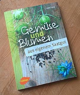 Gemüse und Blumen aus eigenem Saatgut - Werbelink zu Amazon.de