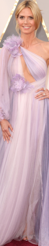 Heidi Klum 2016 Oscars