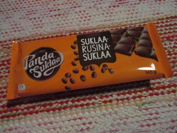 Gluteeniton Suklaa Panda