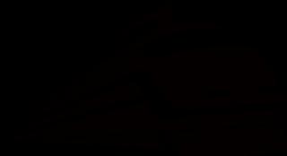 『超特急(BULLET TRAIN)』のロゴ、シルエットバージョン