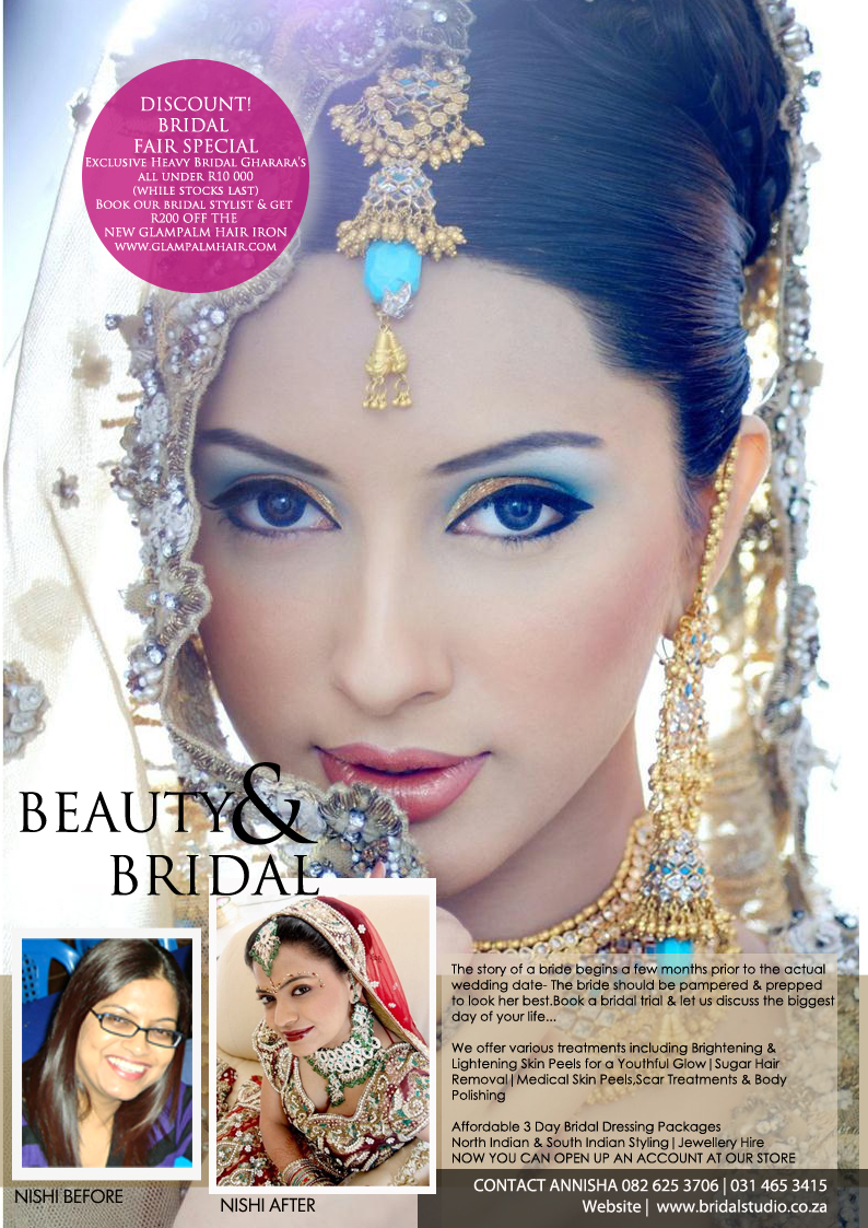 eastern bridal fair - durban 7-9 sep 2012 | indian bridal stylist