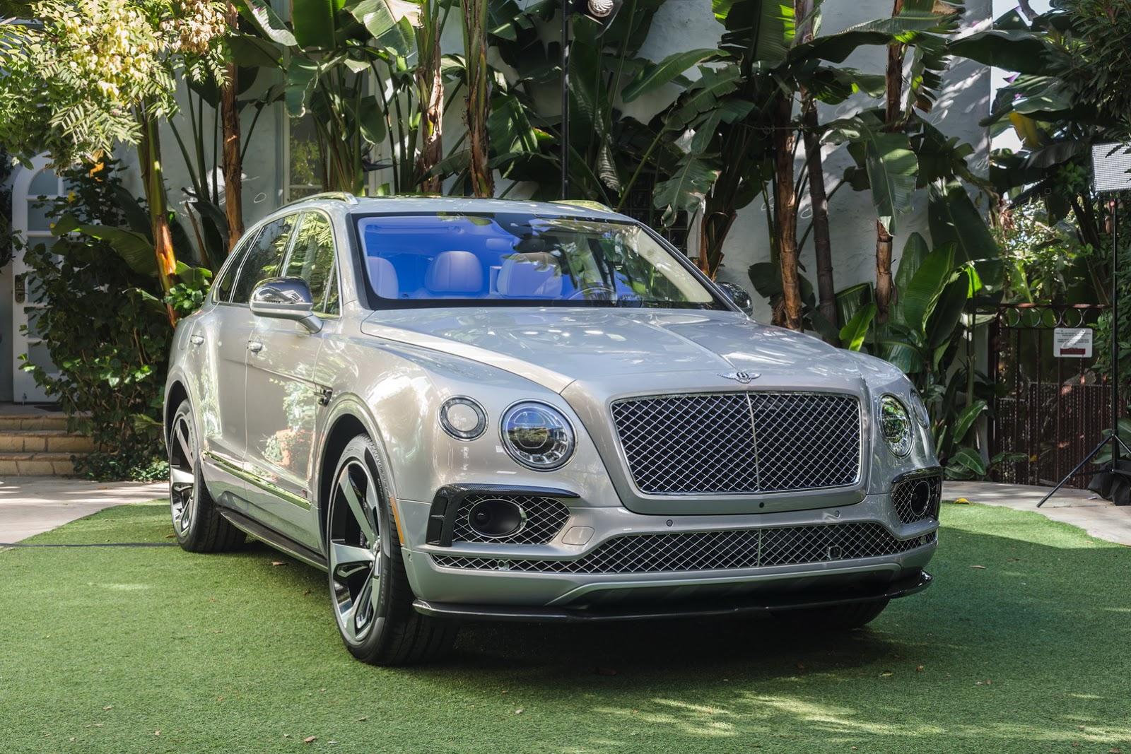 Bentley Bentayga 2016 cháy hàng, làm không kịp để bán