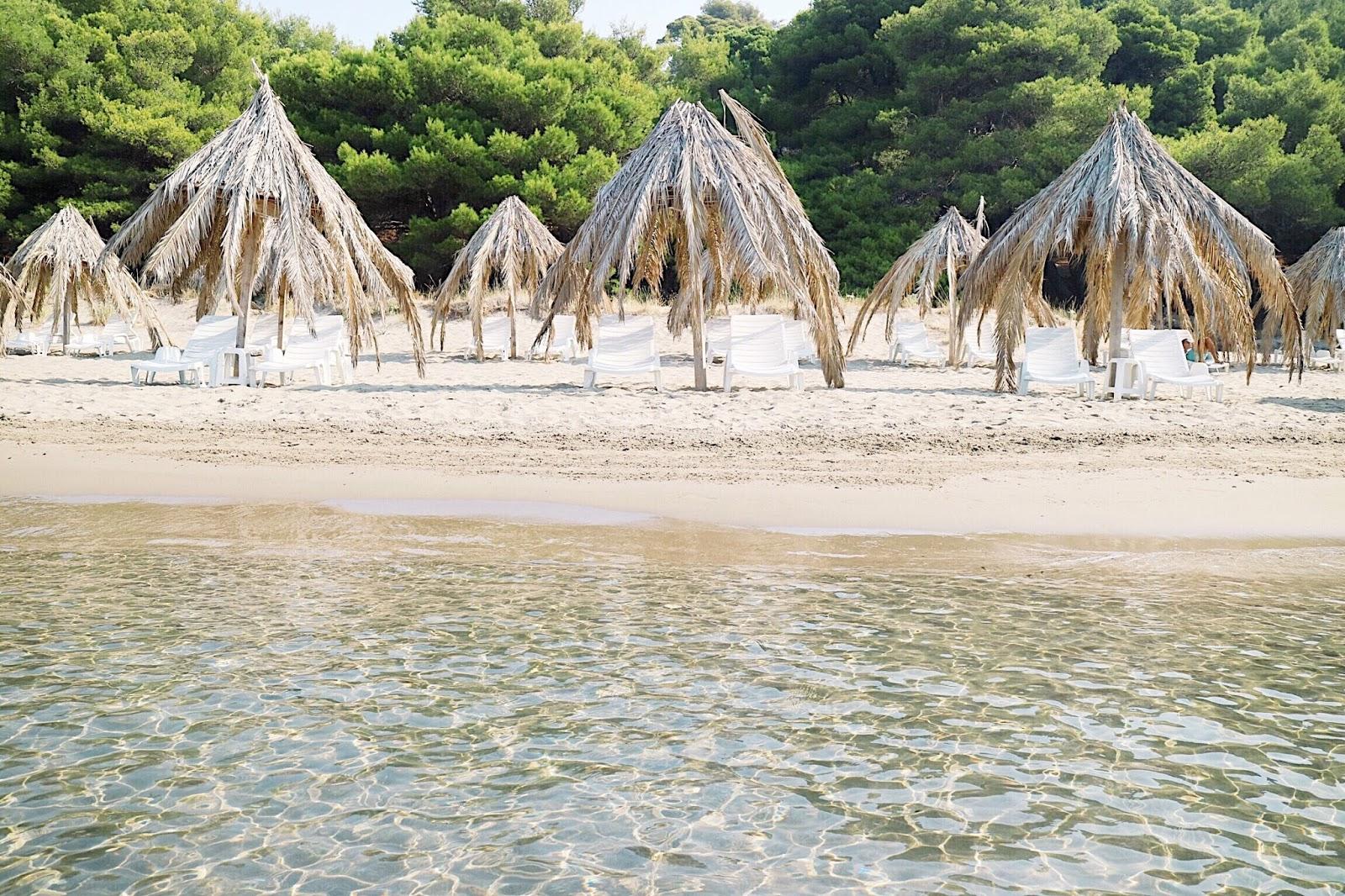 Saplunara Beach, Croatia