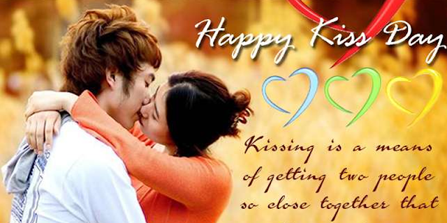 Images of Happy Kiss Day 2018
