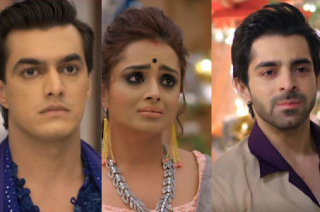 Yeh Rishta Kya Kehlata Hai : Kartik bends infront of Swarna and Then This Happened !!