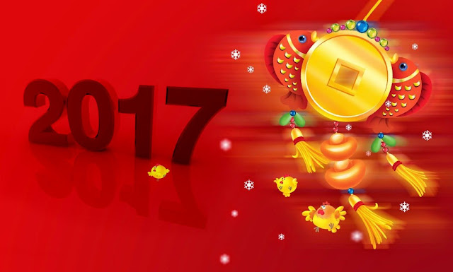 New Year 2017 Wallpapers for Desktop