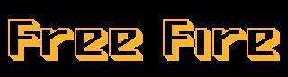 logo free fire keren 3d