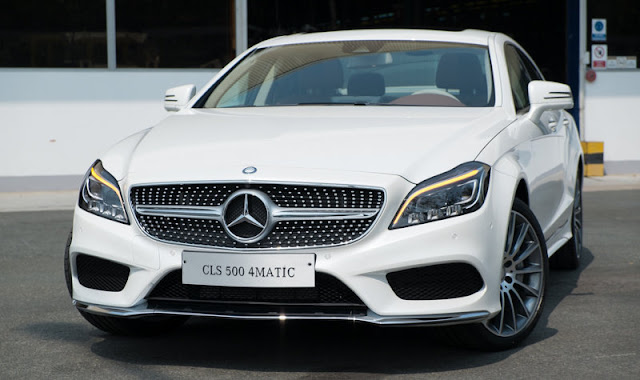 Mercedes CLS 500 4MATIC thiết kế  thể thao, đỉnh cao công nghệ, vận hành mạnh mẽ