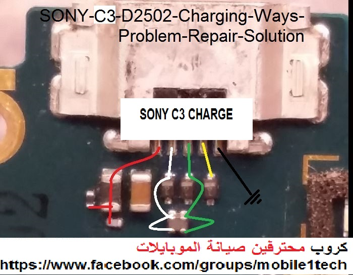 Group 1  Sony Charging Ways
