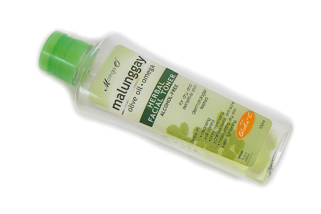 Moringa-O² Malunggay Herbal Facial Toner