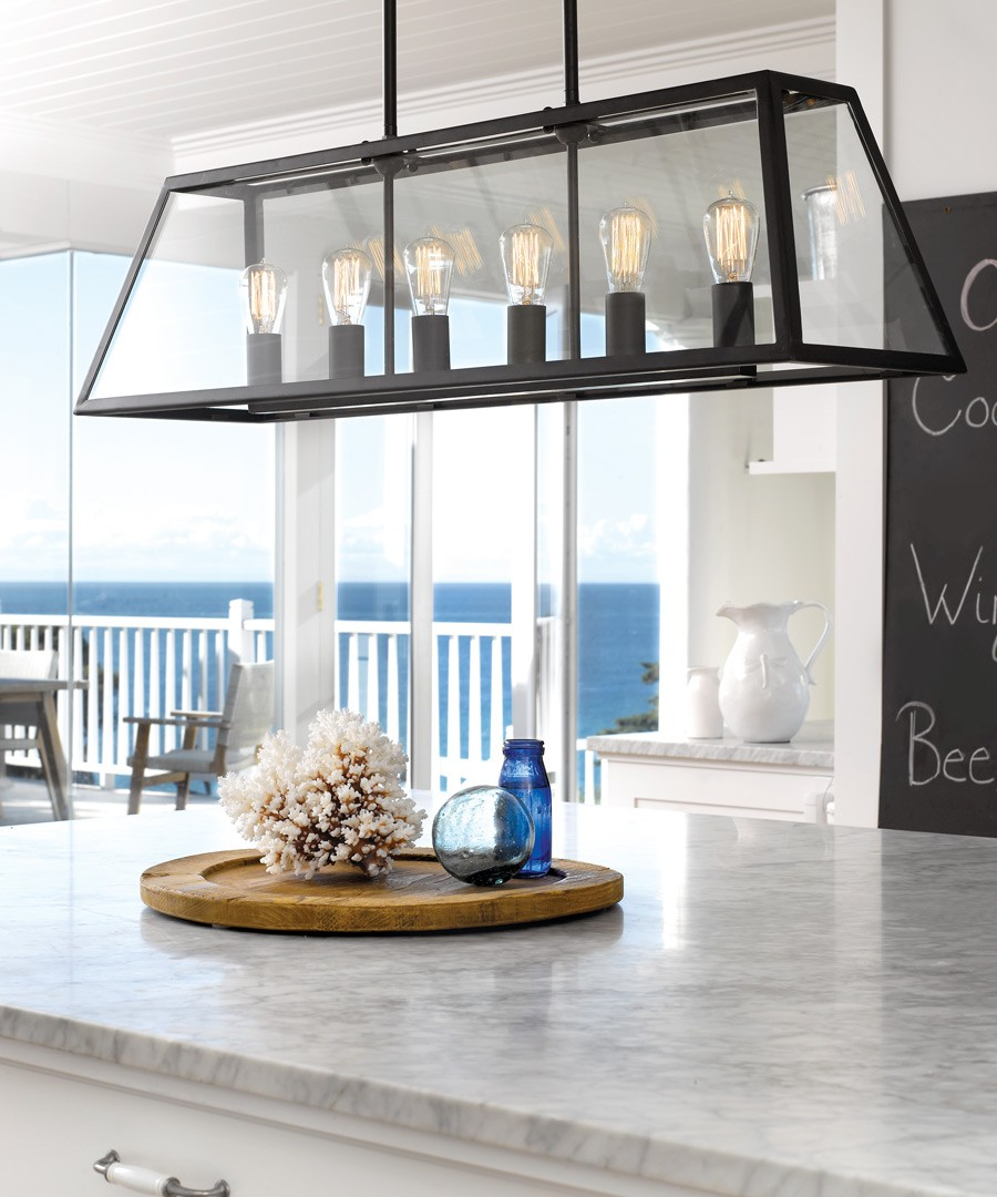 Coastal Style: Hamptons Lighting