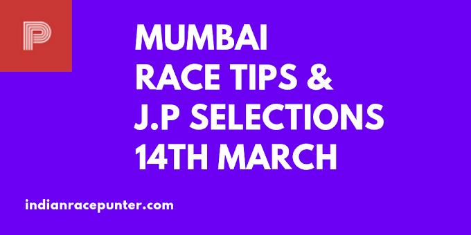 Mumbai Race Media Tips 14th March