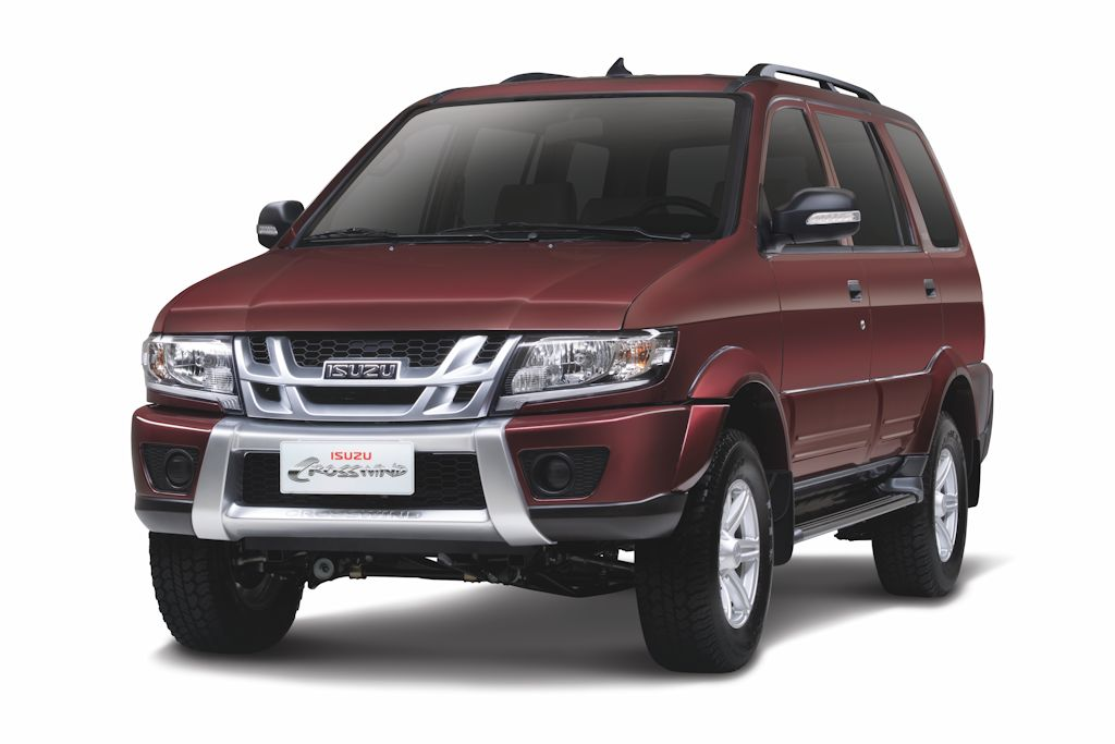 Updated Isuzu Philippines Revamps Crosswind For 2015 W